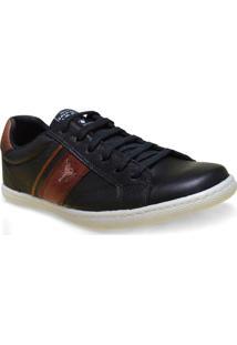 Sapatenis Masc Cavalera Shoes 13.01.1535 Edgar Preto