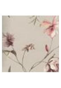 Papel De Parede Italiano Corte Antica 8259 Vinílico Com Estampa Contendo Floral