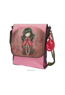 Bolsa Tall Shoulder Santoro Gorjuss Ladybird 385Gj03