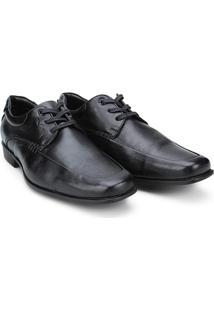 Sapato Social Mariner Aston Masculino - Masculino-Preto