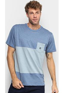 Camiseta Dc Shoes Esp Pocket Cut Masculina - Masculino