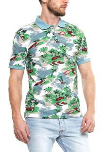 ... Camisa Polo Levis Beach Multicolor Multicolorido 56279ad2544a2