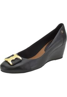 Sapato Feminino Anabela Bottero - 0100 Preto 34