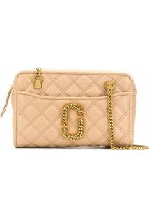 Marc Jacobs Bolsa Tiracolo The Status - Neutro