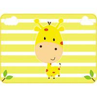 d3e09dbed9 Jogo Americano Infantil Impermeável Amarelo - Girafa- Unik Toys