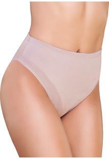 Calça Love Secret Modal Ecoshape (84501) Comprime O Abdômen, Nude, P