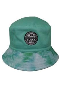 Chapéu Bucket Hats Black Bird Thb 24A