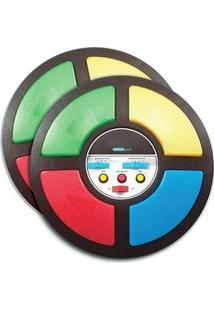 Kit Jogo Americano Genius Anos 80 - 2 Peças
