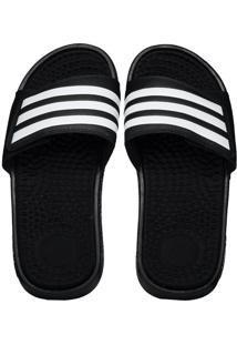Chinelo Adidas Adissage Tnd Preto E Branco