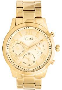 Relógio Guess 92686Lpgdda2 Dourado