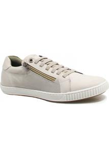Sapatênis Casual Zariff Shoes Zíper