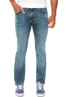 Calça Jeans Vans V56 Standard Azul