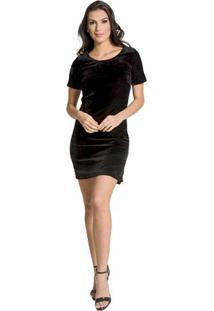 c387f9703 Vestido Basico Slim feminino