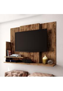 Painel Para Tv 32 Polegadas Dallas Jatobá 120 Cm