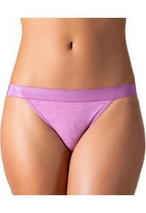 Liz Injoy Calcinha Tanga 80642 Feminina - Feminino-Pink