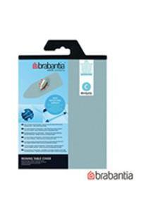 Capa Para Tabua De Passar C Em Algodao Metalizado 124X45 Brabantia