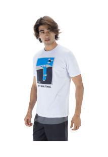 Camiseta Fatal Estampada 23016 - Masculina - Branco
