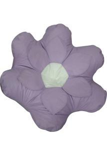 Puff Flower Lilás