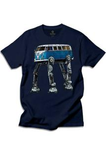 Camiseta Cool Tees Kombi Wars - Masculino