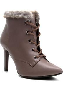 460a597d70 Ankle Boot Dakota Sintetica feminina