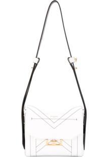 Givenchy Bolsa Tiracolo Eden Pequena - Branco