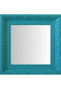 Espelho Moldura Rococó Fundo 16450 Anis Art Shop