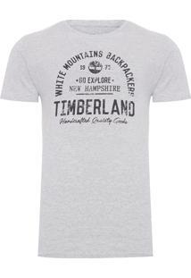 Camiseta Masculina Backpackers - Cinza