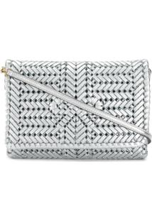 Anya Hindmarch Neeson Crossbody Bag - Prateado