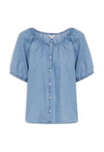 Blusa Feminina Gloria - Azul