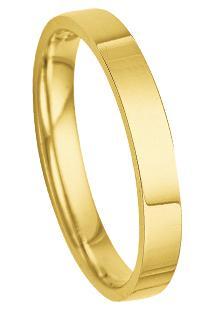 Aliança Noivo Ouro Amarelo Essence