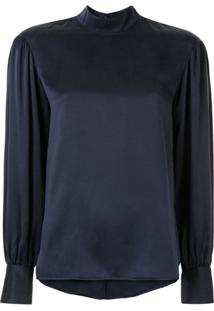 Nobody Denim Camisa Ophelia - Azul