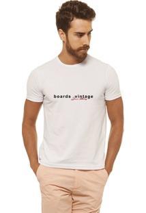 Camiseta Joss - Boards Vintage - Masculina - Masculino