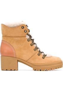 See By Chloé Eileen Ankle Boots - Neutro