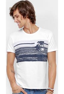 Camiseta Forum Summer Listras Masculina - Masculino