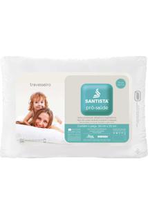 Travesseiro Pró-Saúde Santista - Branco