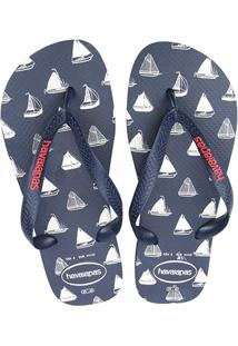 Sandália Havaianas Top Nautical - Masculino