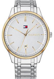 874505d7f74 ... Relógio Tommy Hilfiger Masculino Aço - 1791491