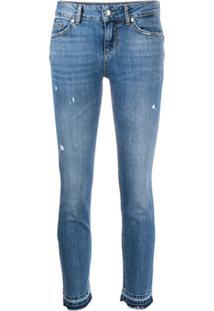 Liu Jo Calça Jeans Skinny - Azul