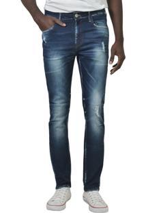 Calça Jeans Skinny Yck'S