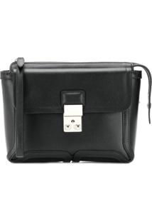 3.1 Phillip Lim Pashli Clutch Bag - Preto