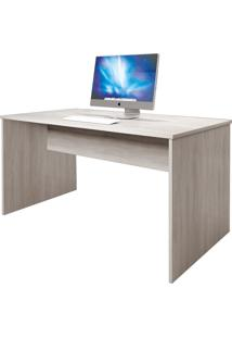 Mesa Home Office Livorno Madeirado Bonatto Bonatto Bege