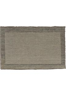 Capacho Natural Look 48X90 Cm Bege Sl1219-Cor2 Rayza