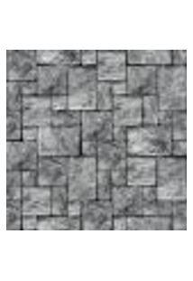 Papel De Parede Adesivo - Pedra Rústica - 005Ppp