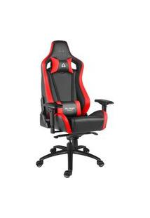 Cadeira Gamer Alpha Gamer Polaris Racing, Black Red
