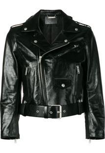 Givenchy Perfecto Leather Jacket - Preto