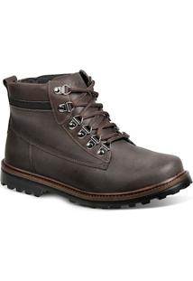 Bota Work Masculina Sandro Moscoloni Eco Five Marrom
