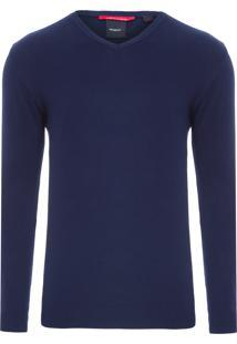 Suéter Masculino Agata - Azul