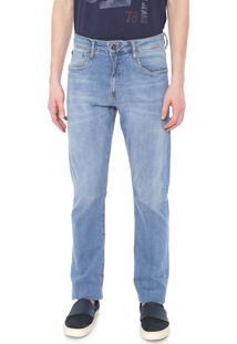 Calça Jeans Calvin Klein Jeans Slim Azul