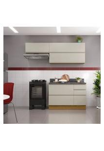 Cozinha Modulada Inova 3 Peças Itatiaia Off White