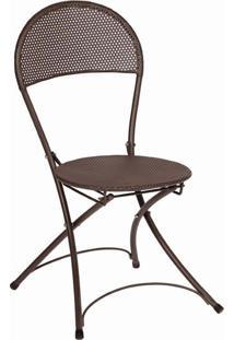 Cadeira Dobrável Paris Mestra Móveis Linha Slim